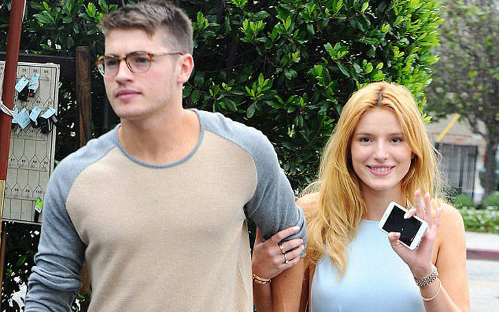 Actress Bella Thorne is engaged to Gregg Sulkin in 2016. Are they married? Find out, here