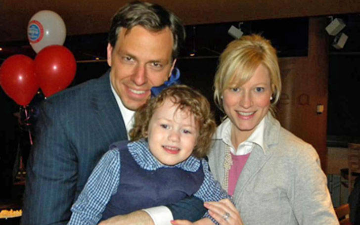 Who is Jennifer Marie Brown? Know about her husband Jake Tapper, a journalist