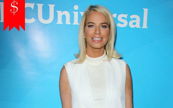 Get informed about Caroline Stanbury's salary and net worth as a personal stylist