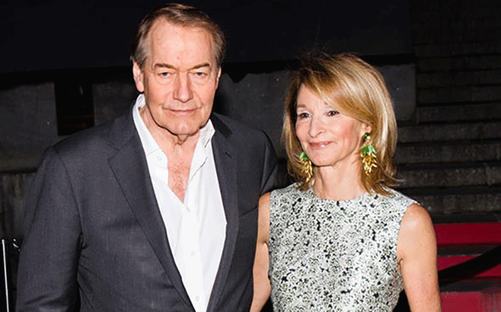 Charlie Rose once divorced is dating long time girlfriend Amanda Burden; no hints of marriage