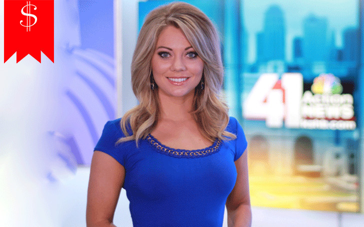 Make sure of journalist Jadiann Thompson's net worth here. Find out about her salary, too