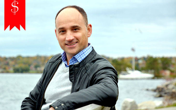 David Visentin's net worth is $4.2 million. Know about his movies and sources of income.