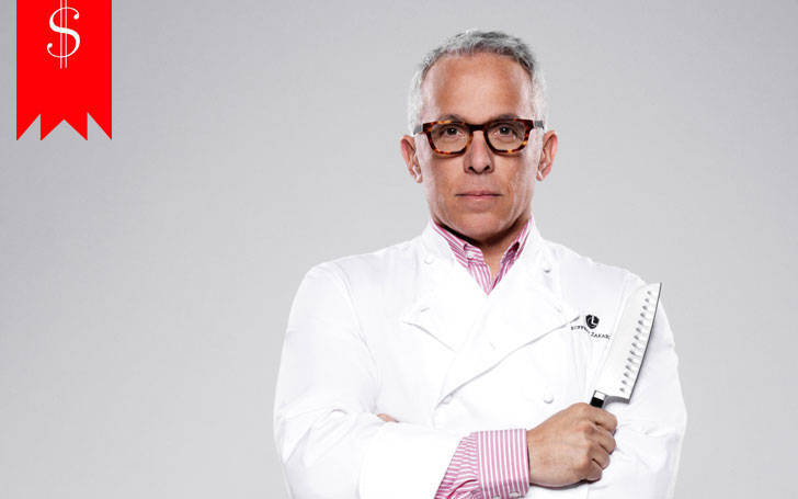 Geoffrey Zakarian Net Worth and salary in 2017: What is the chef's worth?