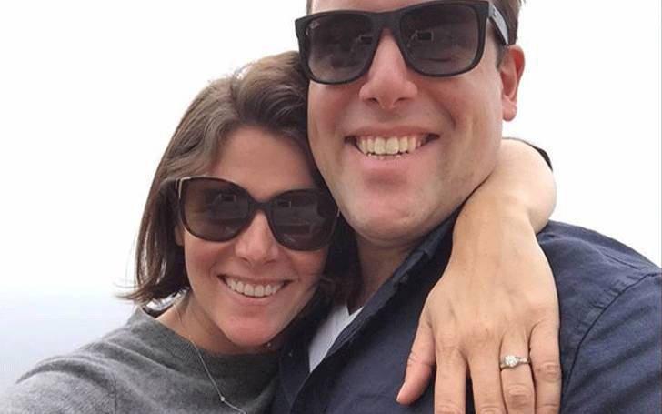 MSNBC's Kasie Hunt is reporterdly engaged to Matt Rivera. Know about her Marriage info