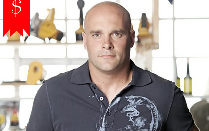 Bryan Baeumler has $8 million as his net worth. Know about his income sources