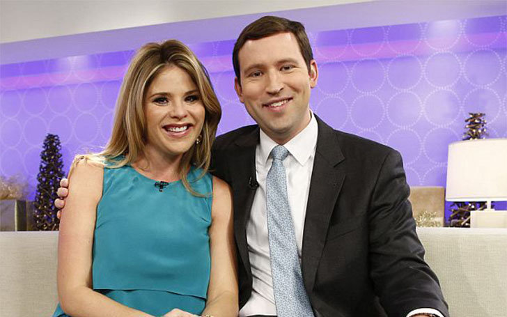 Jenna Bush Hager, Daughter of George W. BushHenry is Married to Henry Hager since 2008
