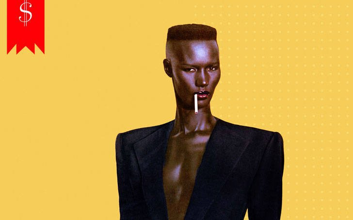 Grace Jones has the net worth of $7 million. Know about the singer's income sources, here