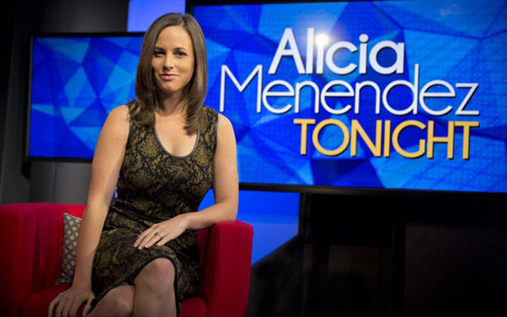 Is American writer Alicia Menendez married? Know about her affairs and relationship rumors