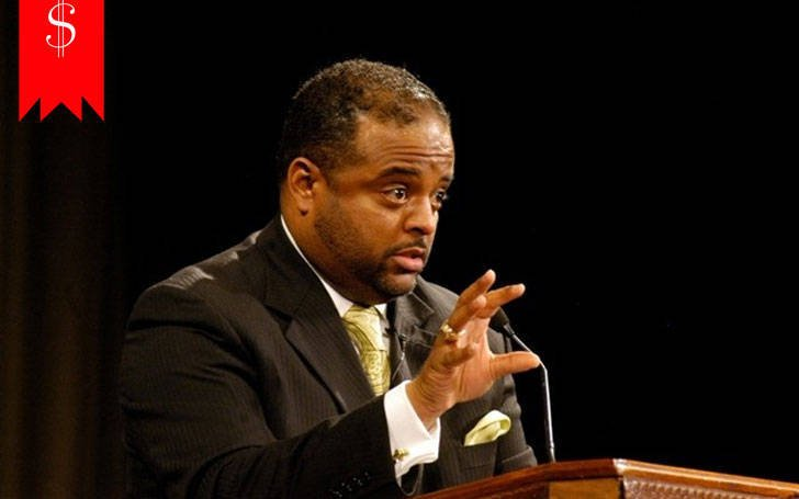 Know about Roland Martin's net worth, salary, and career as a journalist