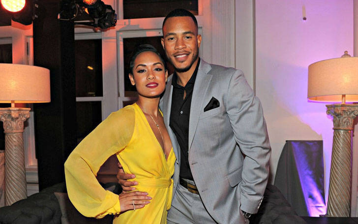 Grace Gealey and Trai Byers are Married since April 2016. Know about their Married Life and Affairs