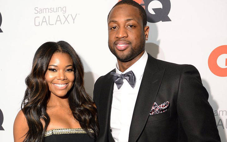 Know about the married life and past relationships of Dwayne Wade and actress Gabrielle Union