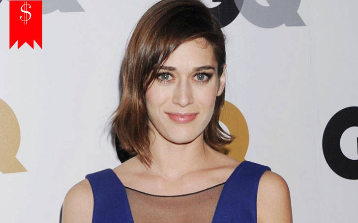 Lizzy Caplan has a net worth of $4 million. Know about the actress' source of income and movies