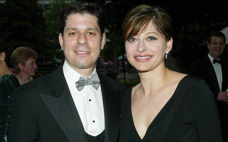 Journalist Maria Bartiromo and Jonathan Steinberg are happily married since 1999. Find out more