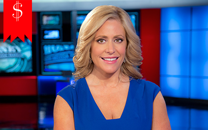 What's Melissa Francis Net Worth? Know about her Sources of Income