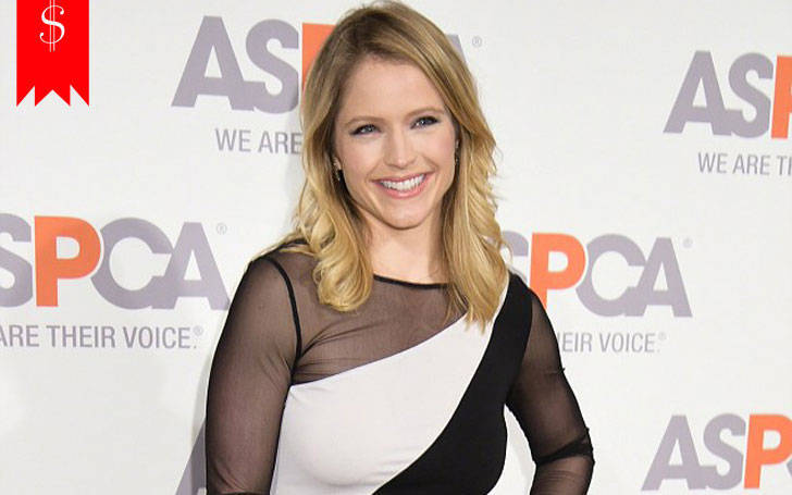 Explore all the details regarding TV host Sara Haines' career, net worth, income, and more, here