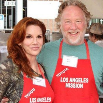 After two divorces, Actress Melissa Gilbert is happily married to Timothy Busfield since 2013