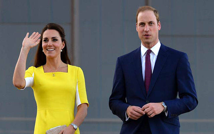 Ascertain the married life of Catherine and her husband, Prince William