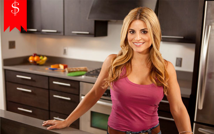 Find out Alison Victoria's net worth.  Know more about her income from 'Kitchen Crashers'