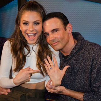 Actress Maria Menounos and her Boyfriend Keven Undergaro are Engaged. Are they married now?