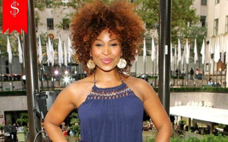 What's TV personality Tanika Ray's net worth? What are her sources of income?