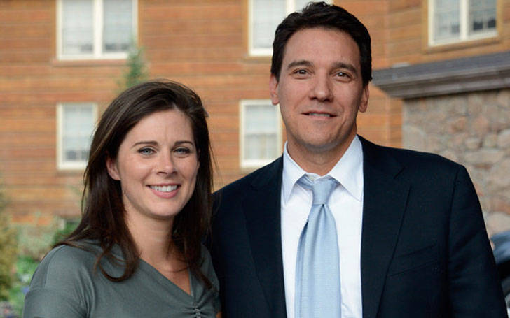 Is stockbroker David Rubulotta compatible with his anchor wife Erin Burnett? Is he happily married?