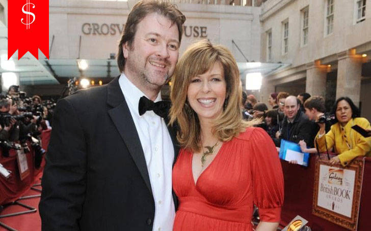 Know about the Car and Houses of Kate Garraway and Derek Draper. What is the couple's net worth?