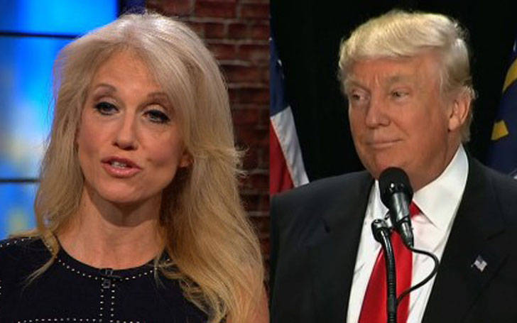 Who really is Kellyanne Conway? Find out the professional details of Counselor to the President