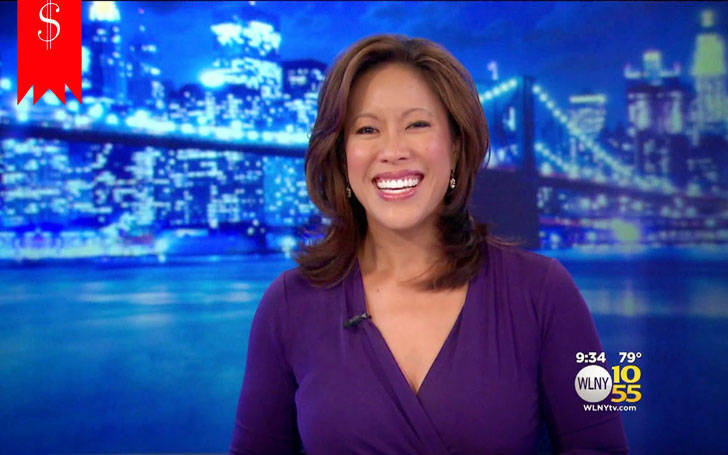 WCBS's TV anchor Cindy Hsu -  Professional details, Net Worth, and Career