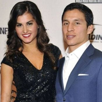 Martial Artist Joseph Benavidez is happily married to Megan Olivi since 2015