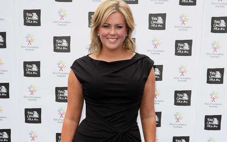 Who is journalist Samantha Armytage's boyfriend? Find out about the two's relationship