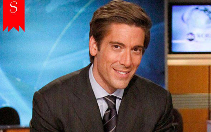 ABC News Journalist David Muir Estimated Net Worth Around $7 Million. Find Out His Annual Salary