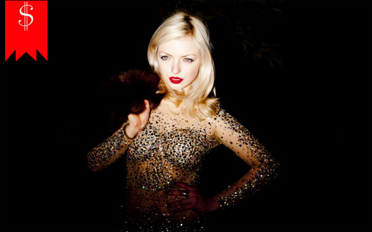 Actress Francesca Eastwood's Net Worth is around $5 Million. Find out her Sources of Income