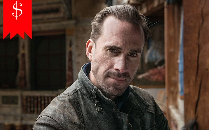 What are the secrets of actor's Joseph Fiennes increasing net worth?