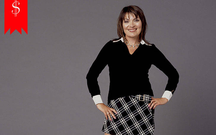 TV presenter Lorraine Kelly's net worth is around $6 million. Find out how much she earns per month