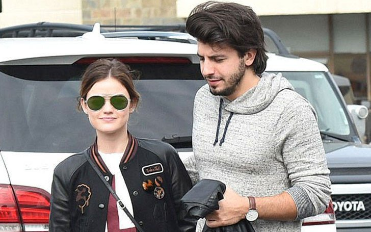 Is actress Lucy Hale currently dating Anthony? The secrets of Lucy and Anthony, revealed here