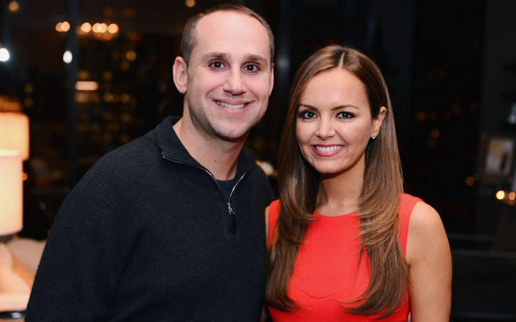Is News Anchor Nicole Lapin Married to Michael G. Rubin? Know about their Relationship.