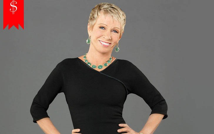 The luxury house in Manhattan and net worth of $80m makes Barbara Corcoran richer and richer