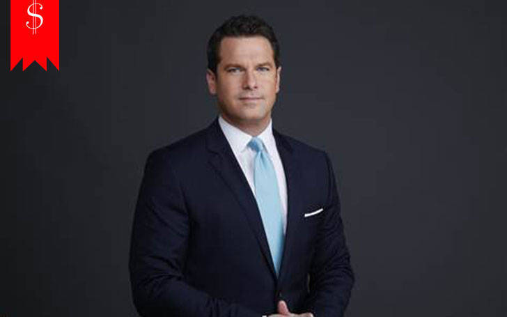Journalist Thomas Roberts' Net Worth is around $1.5 Million. Know about his Source of Income.