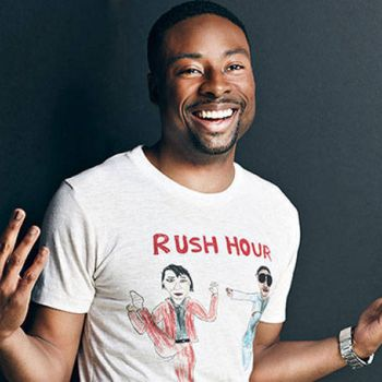 Comedian Justin Hires is yet to do more in his acting career to increase his net worth