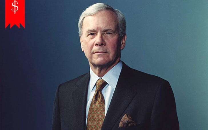 Explore the details of Tom Brokaw's career at NBC. Also, discover his net worth and salary, here