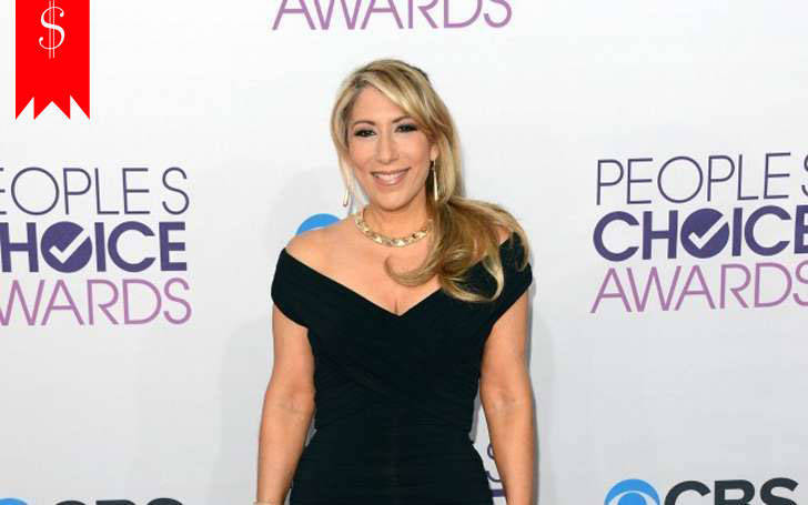 Inventor Lori Greiner's Net Worth is around $50 million. What are her sources of income?
