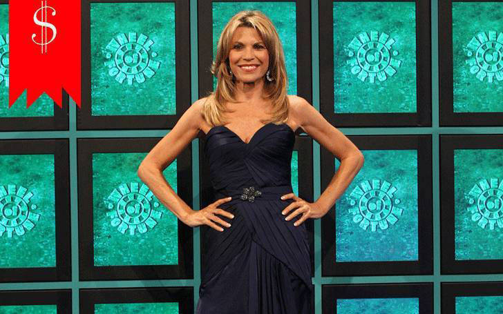 TV Personality Vanna White's Net Worth is around $40 million. Find out her sources of Income