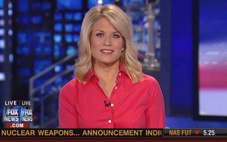 How old is Martha MacCallum? Know about her journalism careerr in Wall Street Journal TV
