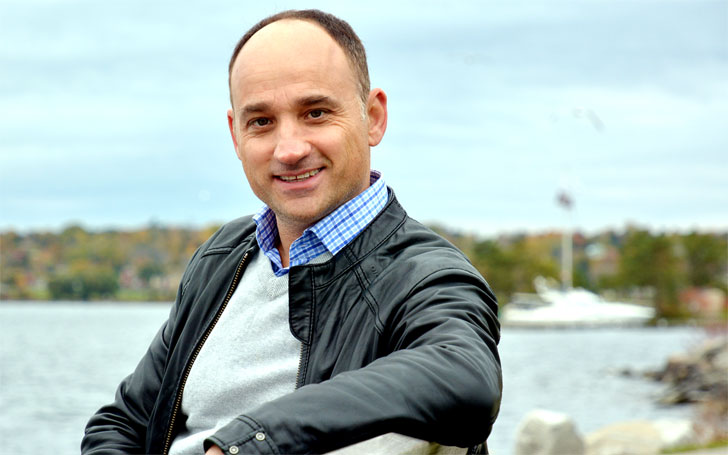 David Visentin And His Wife Krista Visentin Live In Trent, Ontario Canada-Know About Their Married Life.