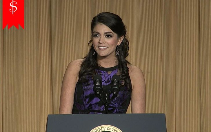 Is actress Cecily Strong's net worth really $1.5 million? What are her sources of income?