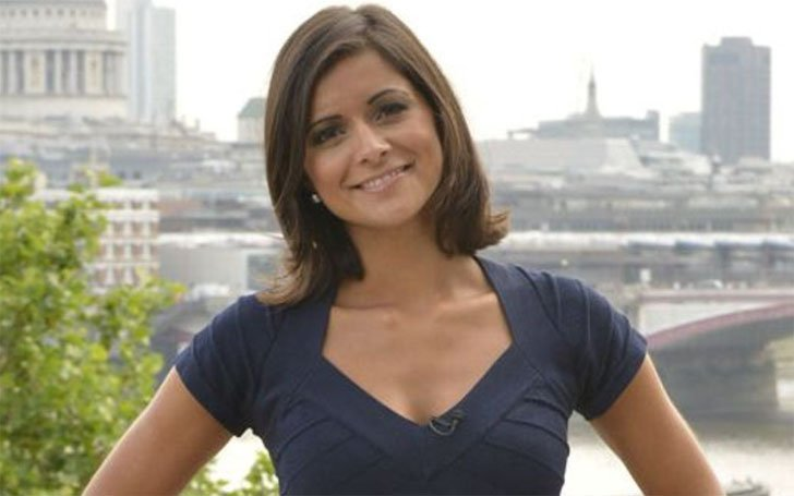 Is it true that Lucy Verasamy is married? What is the news on her dating history and family life?