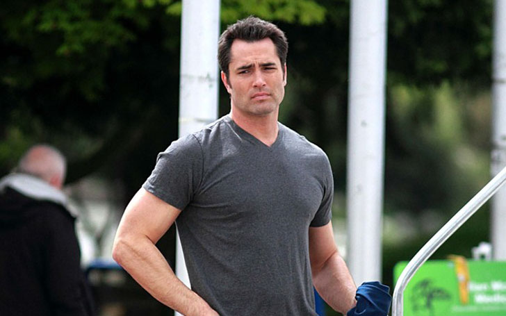 Actor Victor Webster is currently single. Know about his dating history