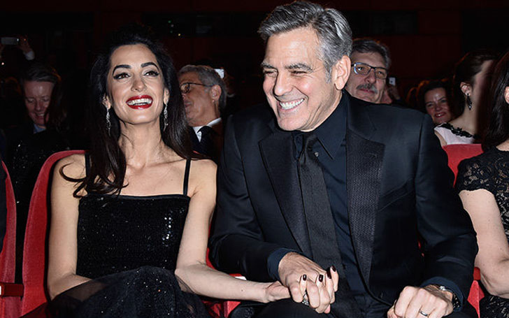 Amal Clooney and actor George Clooney are expecting twins, a boy and a girl. Did Matt Damon confirm the news?