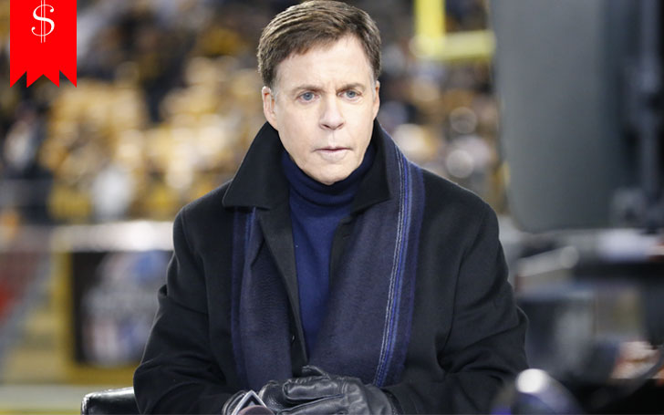 Sportscaster Bob Costas Net Worth around $45 million dollars, he has House at Newport Beach