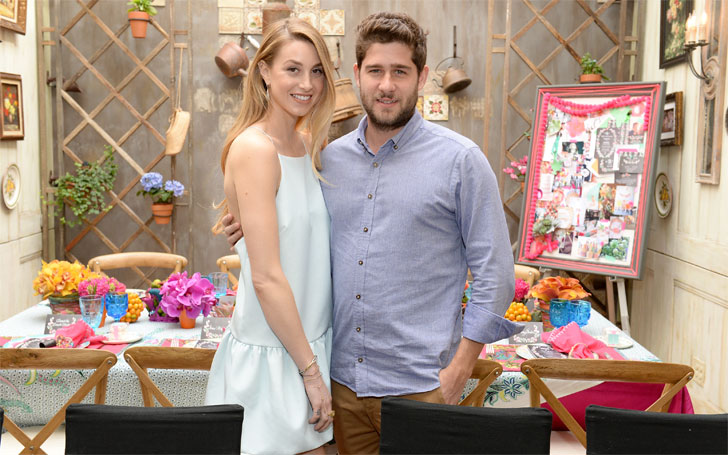 TV producer Tim Rosenman's wife Whitney Port is expecting her first child